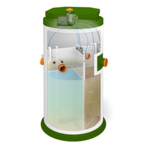 Биостанция Экопласт